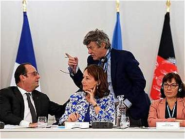 Avances en texto de negociación de la cumbre
