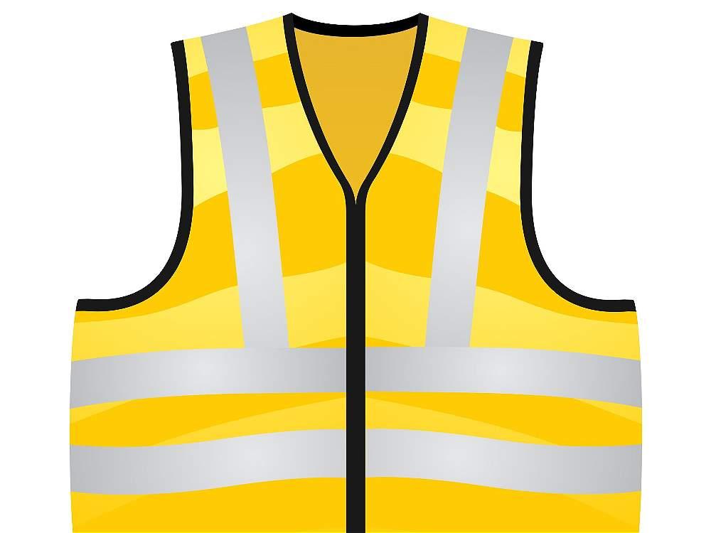 No ser visibles en la vía: por no hacerse visibles con chalecos reflectivos, ciclistas y motociclistas ocasionaron 65.376 accidentes.