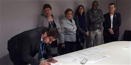Los 5 puntos que pide Colombia en el acuerdo por el clima