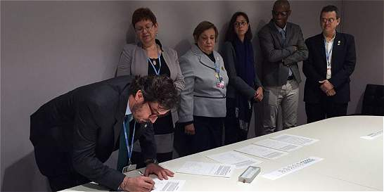 Las peticiones de Colombia en la cumbre del clima