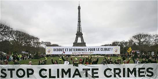 Los principales puntos del acuerdo de París sobre clima