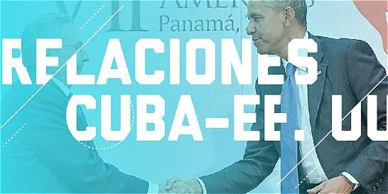 EE. UU. y Cuba: el inicio de una nueva era de relaciones diplomáticas