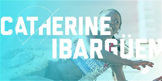 Catherine Ibargüen, la antioqueña que puso a soñar a los colombianos