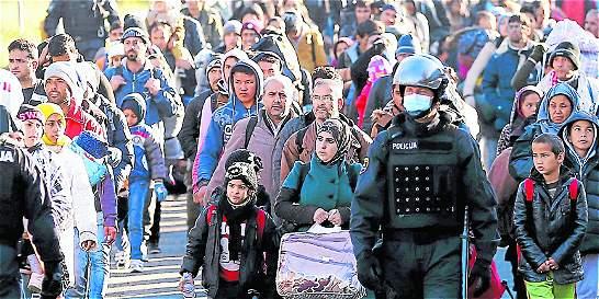El lío migratorio