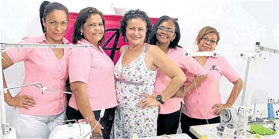 Mujeres mariposa, ahora con alma de empresarias