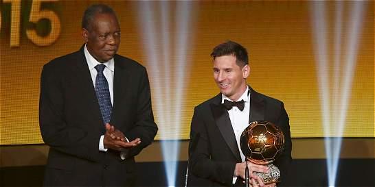 Messi y un maravilloso 2015 con el que ganó un nuevo Balón de Oro