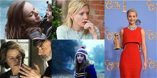 Estas son las nominadas a mejor actriz en los Óscar 2016