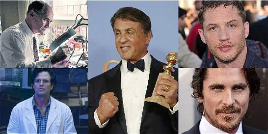 Sylvester Stallone, entre los nominados a mejor actor de reparto