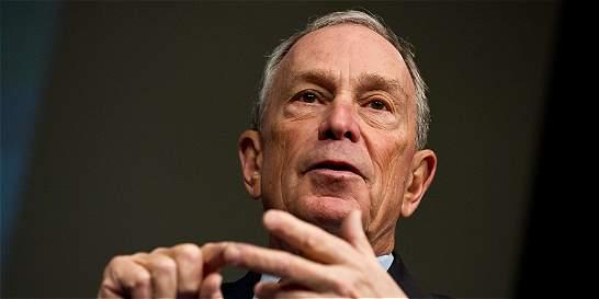 Michael Bloomberg podría ser candidato a la presidencia de EE. UU.