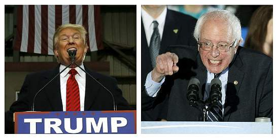 Elecciones en EE. UU. reflejan el descontento político del país