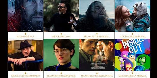 Estas son las cábalas de EL TIEMPO en los premios Óscar