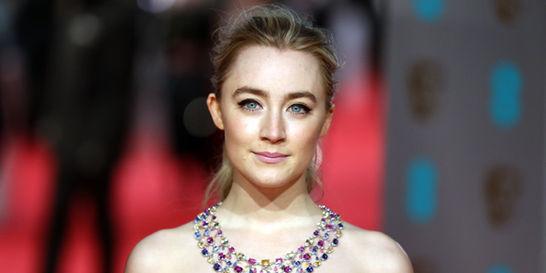 Saoirse Ronan, la 'irlandesa' que va por el Óscar