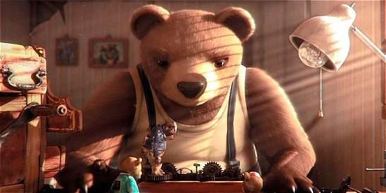 Chile gana su primer Óscar por el corto animado 'Historia de un oso'