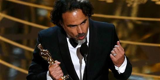 González Iñárritu gana Óscar a mejor director por 'El renacido'