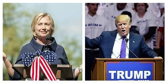 Hillary Clinton o Bernie Sanders le ganarían fácil a Donald Trump