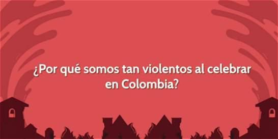 Vox pópuli: la gente opina sobre la forma de celebrar en Colombia