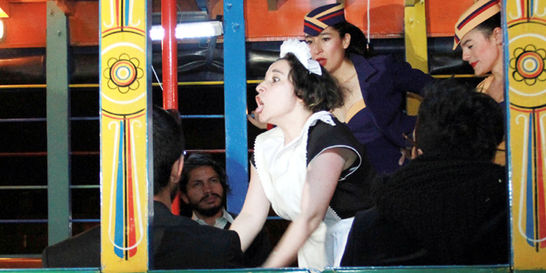 Obra sobre Jaime Garzón rueda en el Festival Iberoamericano