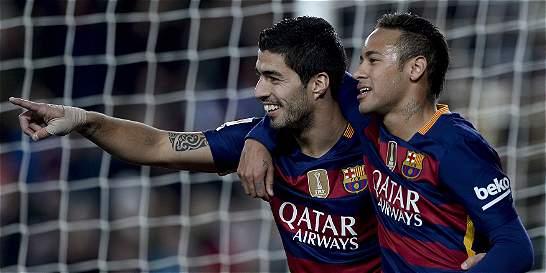 Neymar y Suárez apostaron una hamburguesa por el Brasil vs. Uruguay