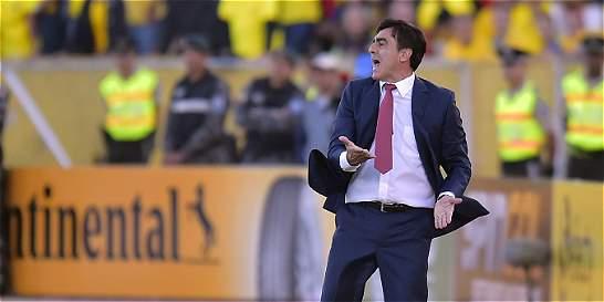 'Colombia juega parecido a Argentina': DT de Ecuador