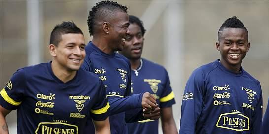 La Selección de Ecuador ya llegó a Barranquilla