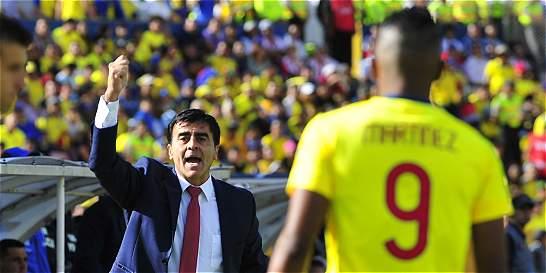 'Colombia pudo haber jugado mejor': Gustavo Quinteros