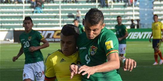 Murillo, implicado en 4 de los 7 goles que ha recibido la Selección