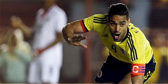 '¡Vamos, Colombia! Todos unidos podemos': Radamel Falcao