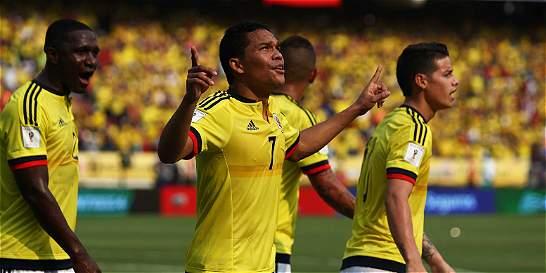 'Conseguimos el objetivo de ganar los dos partidos': Carlos Bacca