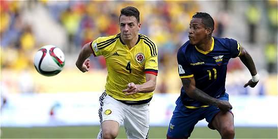 Cardona, Arias y Zapata, de gran momento con la Selección Colombia