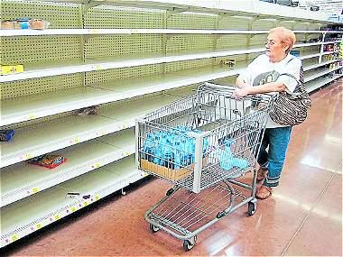 El chavismo perdió el 'round' de la economía