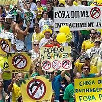 Brasil: Cierran círculo entorno a Rousseff