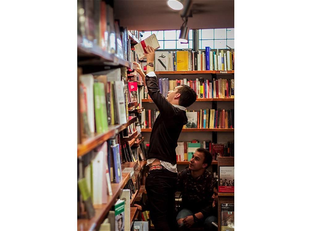 Librería Prólogo