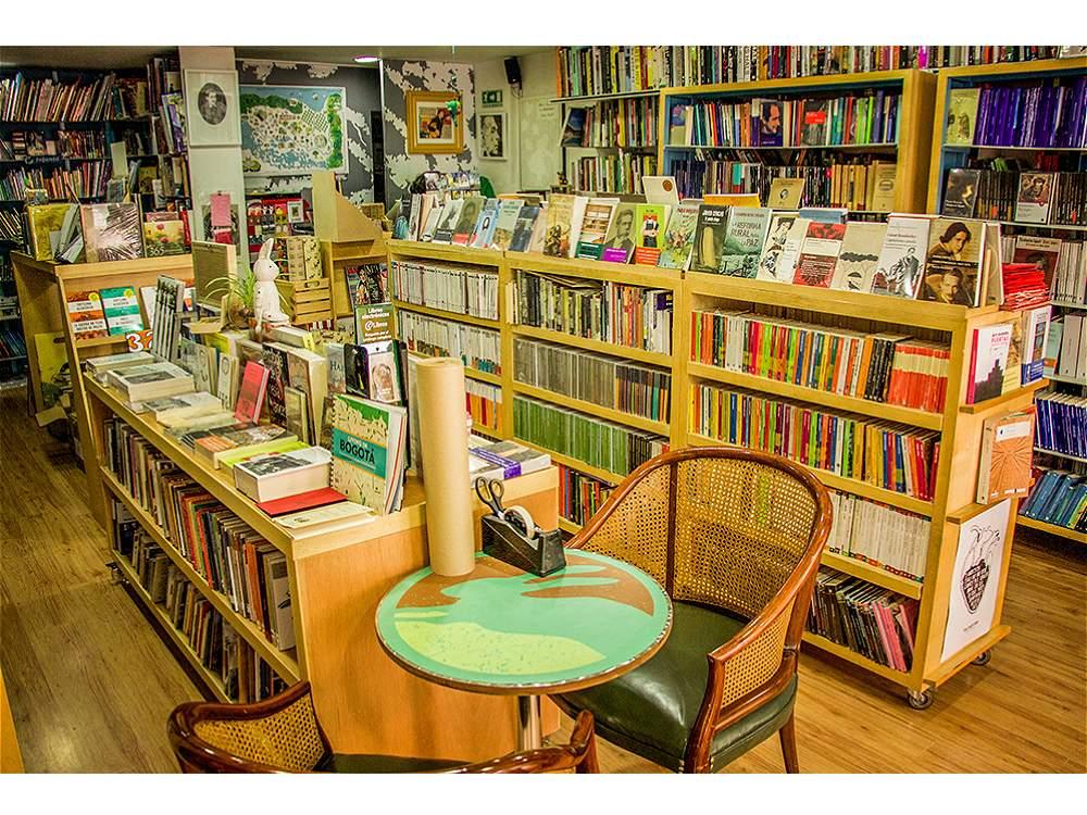 Librería La madriguera del conejo