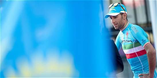'Estoy contento con el comienzo del Giro de Italia': Nibali