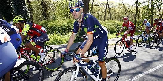 'Me hubiera gustado arañar segundos de bonificación': Valverde