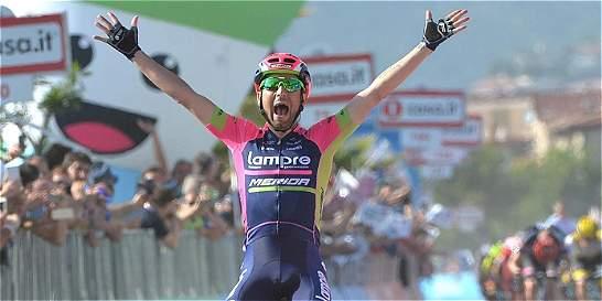 Los favoritos ya dominan la general del Giro