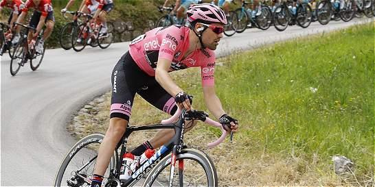 'Los embalajes en el Giro son peligrosos': Dumoulin