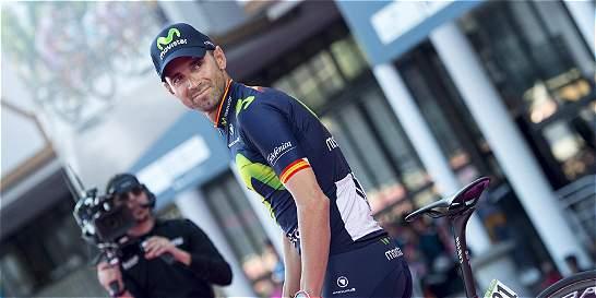 'La sexta etapa será dura': Alejandro Valverde