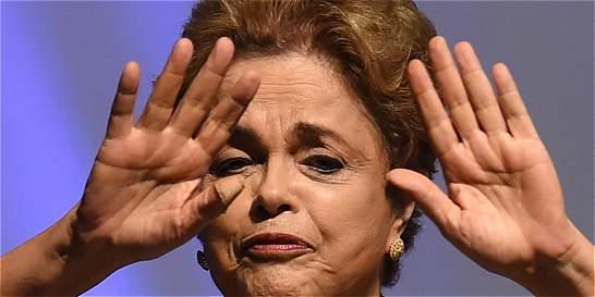 Nueve momentos claves de la crisis del gobierno de Dilma Rousseff