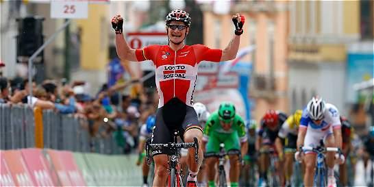 Chaves cayó al puesto 11; Urán sigue de 12 en la general del Giro