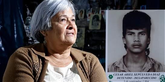 Aura María duró 16 años buscando a su hijo