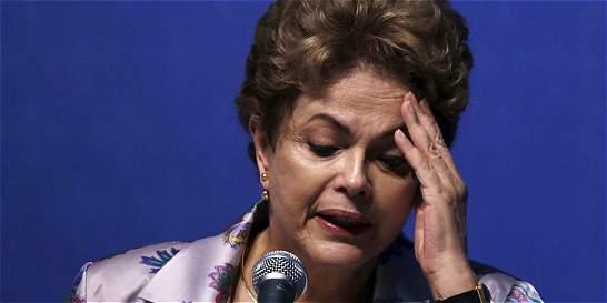 Dilma: la dama de hierro en el ocaso