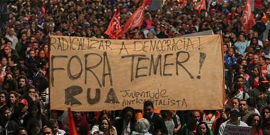 La hora de la sociedad civil en Brasil