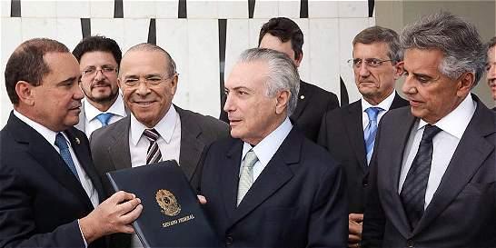 Michel Temer pasó de aliado de Dilma a enemigo público