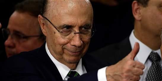 Henrique de Campos Meirelles es el hombre clave del nuevo mandato