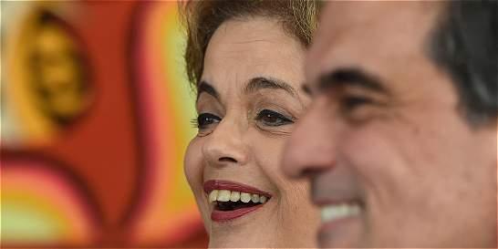 Dilma Rousseff cree que volverá a la presidencia de Brasil