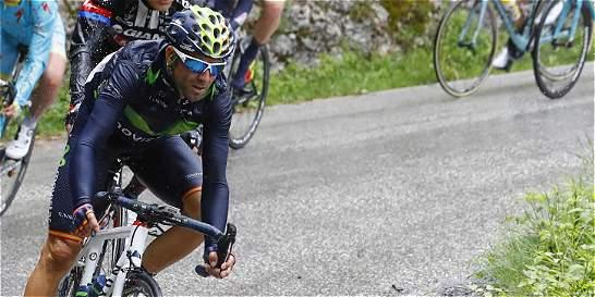 'Quería sacar el máximo tiempo posible a Dumoulin': Valverde