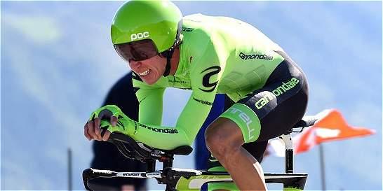 La contrarreloj de este domingo en el Giro, a la medida de Urán