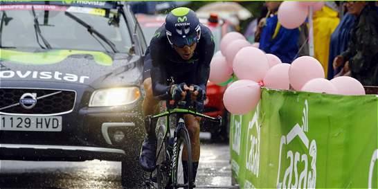 Andrey Amador, el costarricense que asombra en el Giro