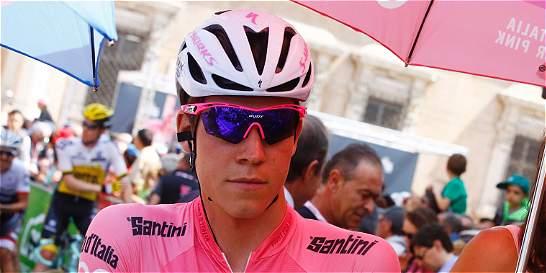 Jungels y Kruijswijk son los colados del Giro de Italia